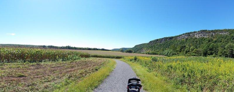 McDade Trail.