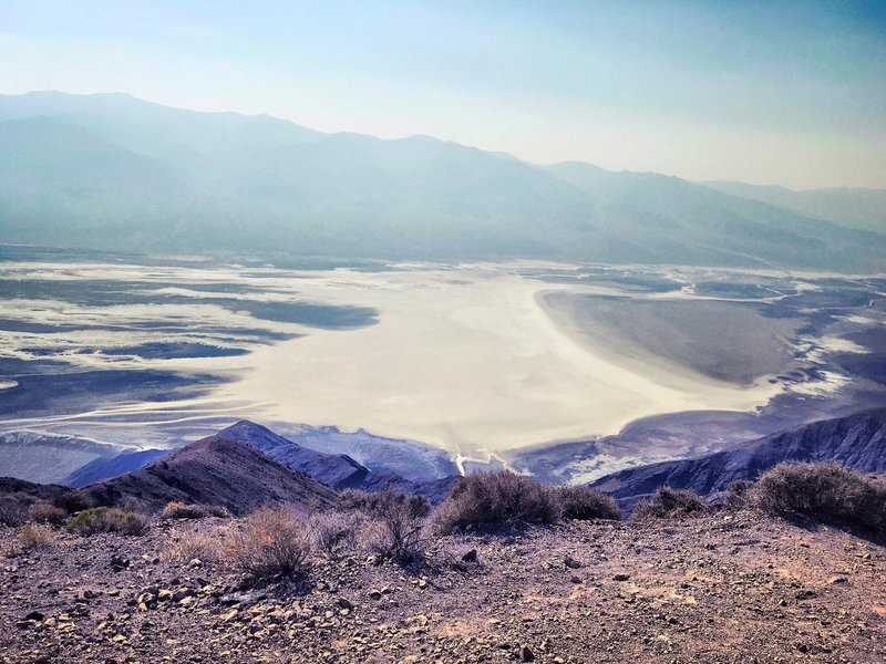 Dante's View. Death Valley National Park.