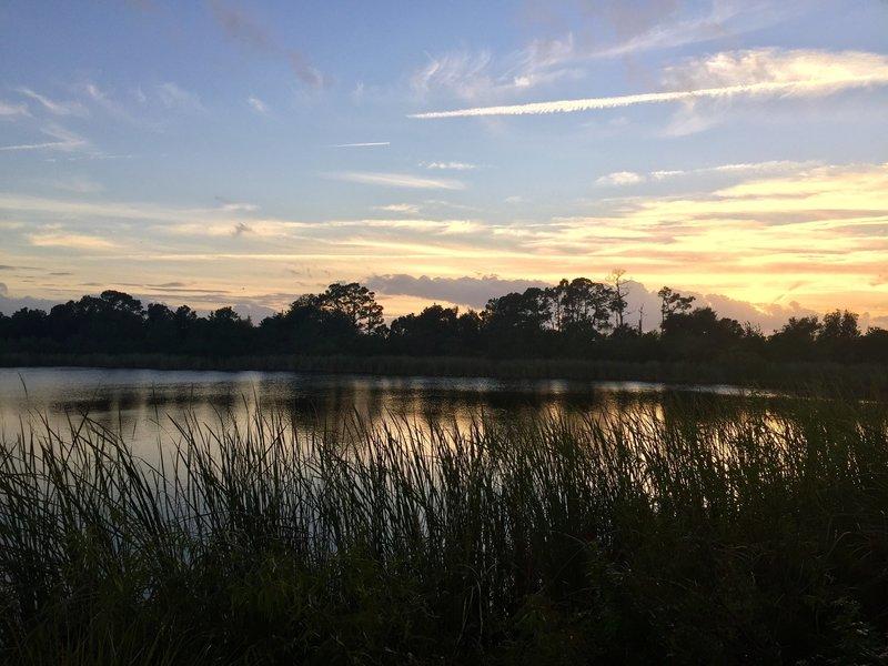 Richard M. Gramling Pond.