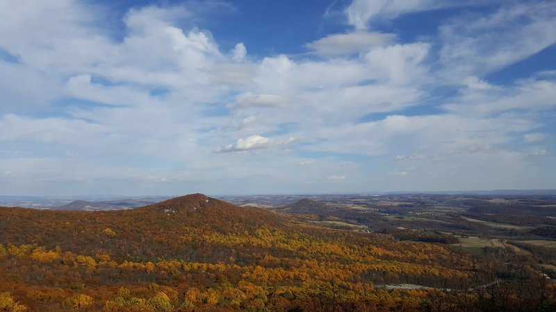 View from Pulpit Rock.