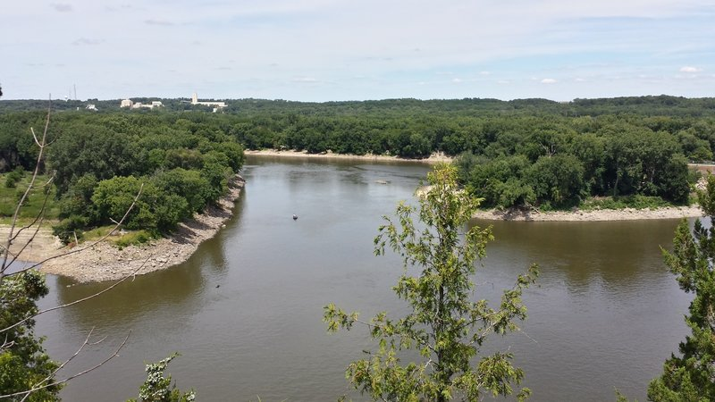View from Starved Rock.