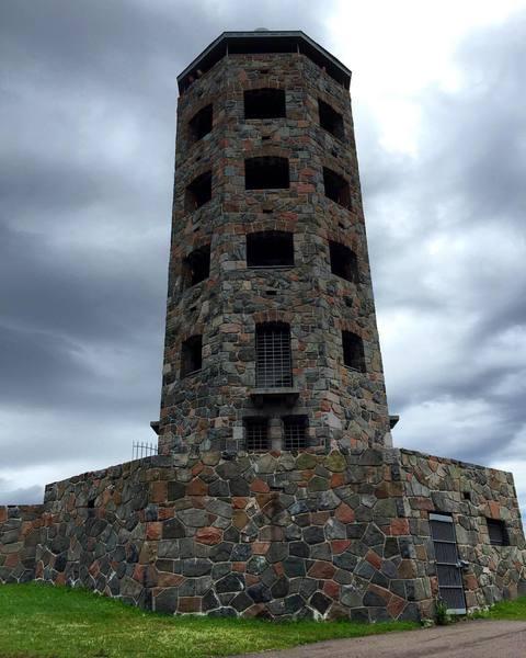 Enger Tower.