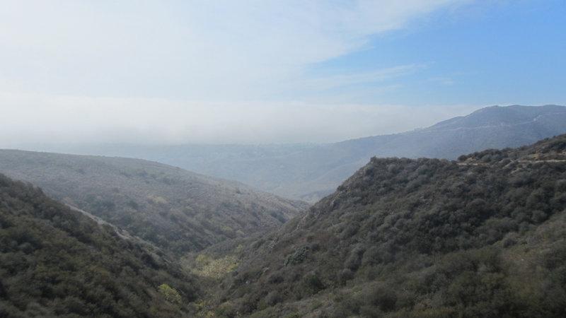The Zuma Ridge Trail affords some truly beautiful views.
