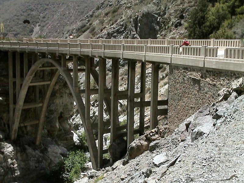 Where? Nowhere. The Bridge to Nowhere.