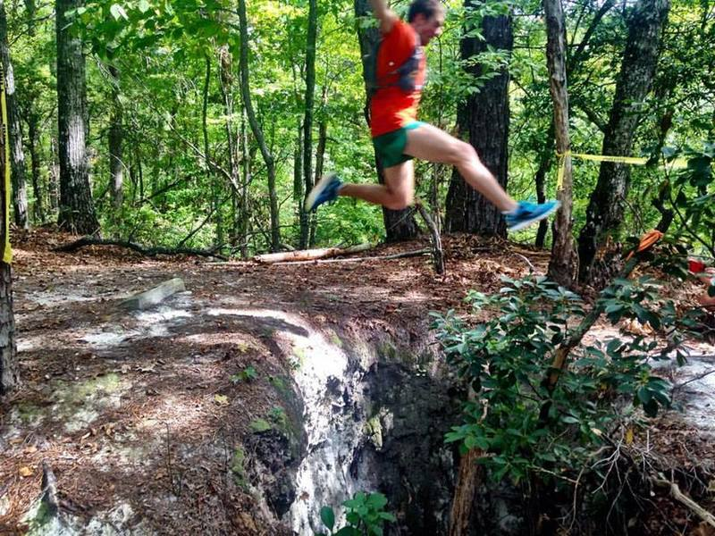 Leaping the Sinkhole is not recommended...