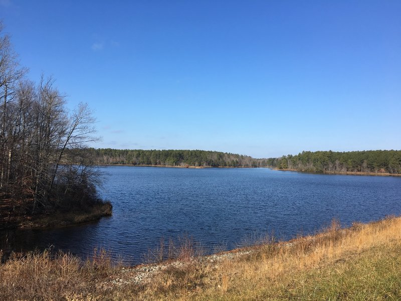 Saint Mary's Lake serves as the prime attraction for the Saint Mary's Lake Loop Trail.