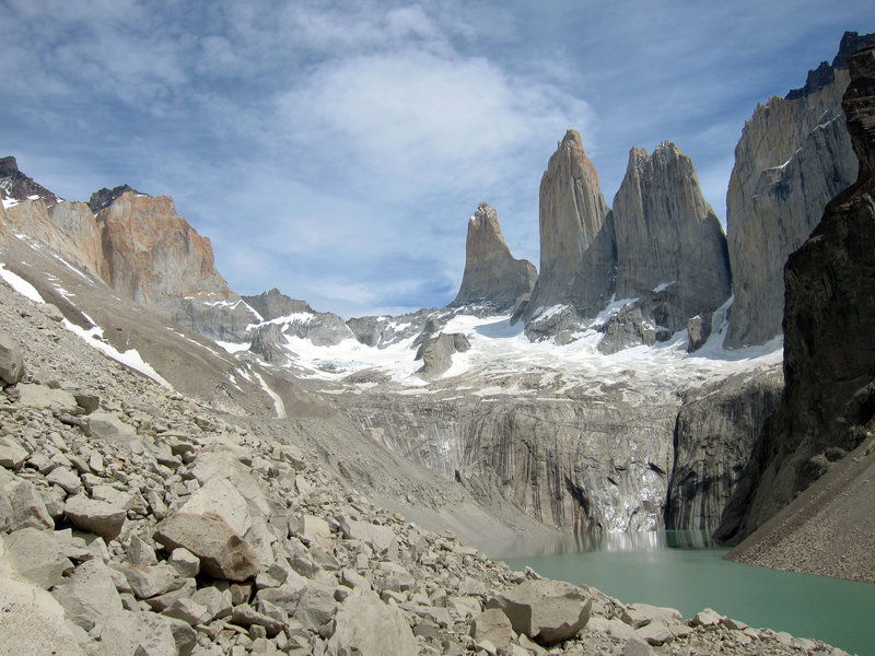 No photo can do the Torres del Paine justice - get out there and experience their splendor for yourself!
