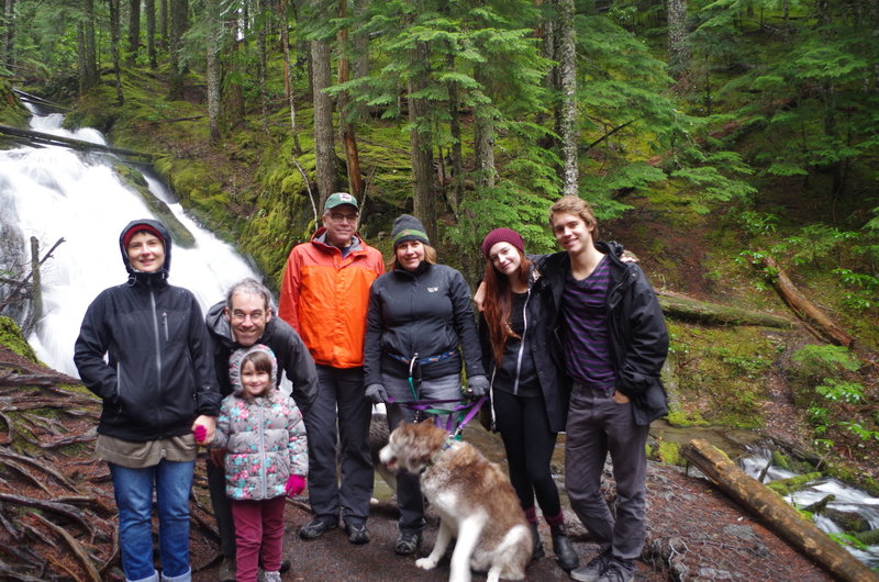 This is a great, short family hike that even toddlers can walk. And it is open most of the year.