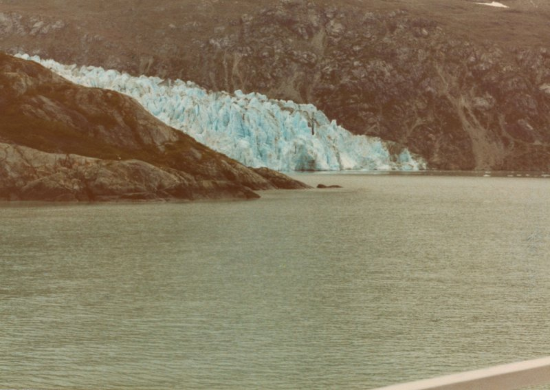 The scene's beauty builds as you approach Margerie Glacier in Glacier Bay National Park.