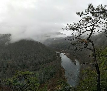 Chestoa Overlook