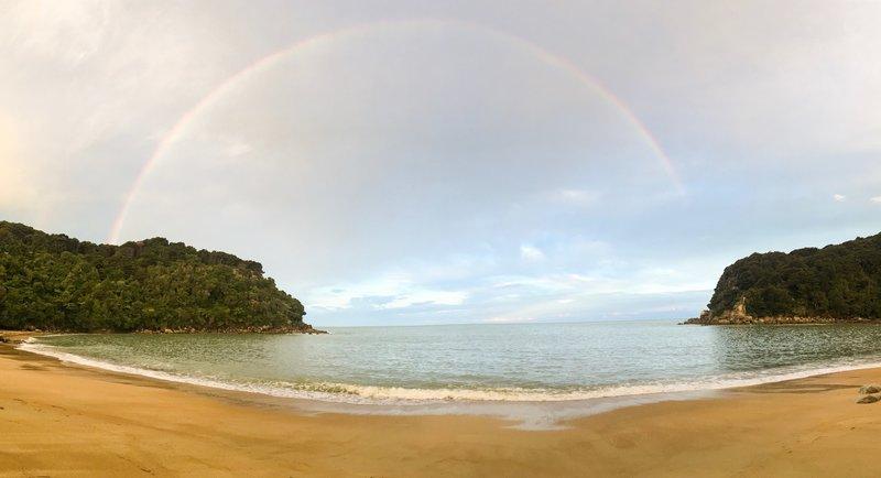Abel Tasman Coastal Hike
