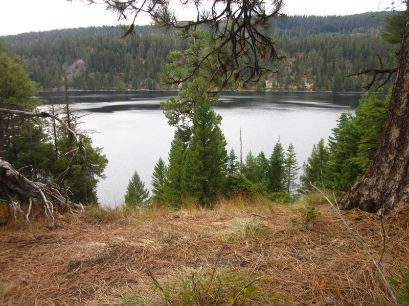 The Narrows along Payette Lake is a beautiful spot to check out on your outing.