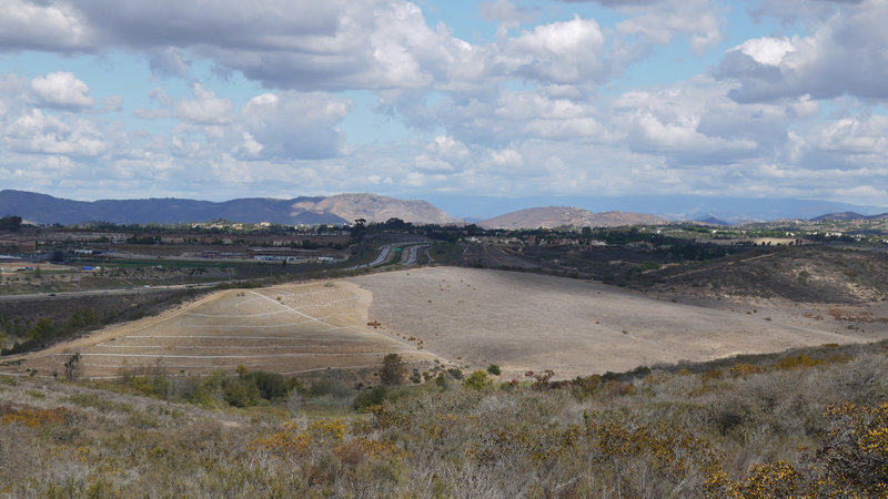 Deer Valley has an ongoing vegetation restoration project.
