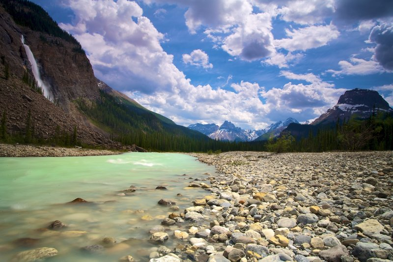 Yoho Valley, Yoho NP British Columbia.