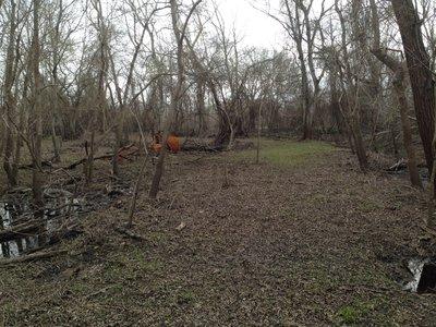 Noack Trail Hiking Trail, Addicks, Texas