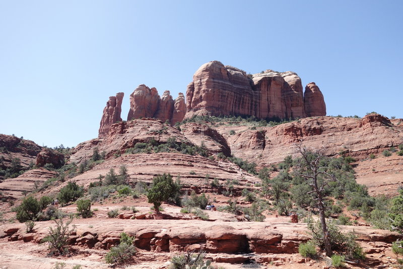 Cathedral Rock, Arizona can only be done justice by seeing it in person.