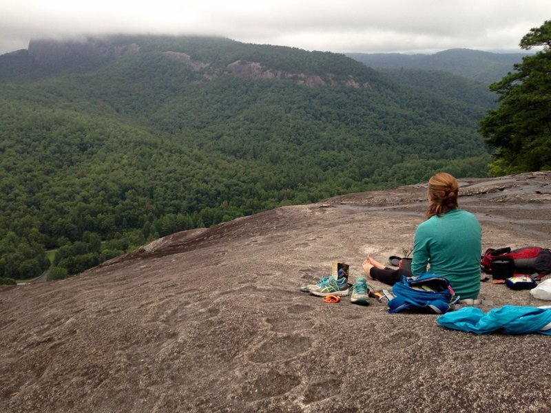 Pack a lunch and enjoy the view!