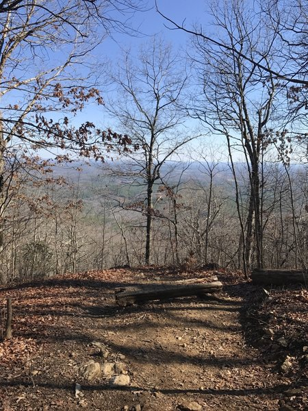 Enjoy spectacular views of the surrounding North Georgia mountains along the race.
