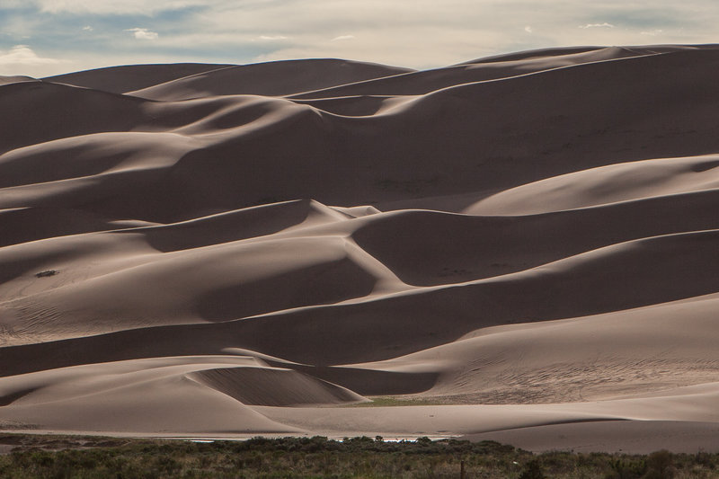 Great Sand Dunes National Park will transform the way you think about a landscape.