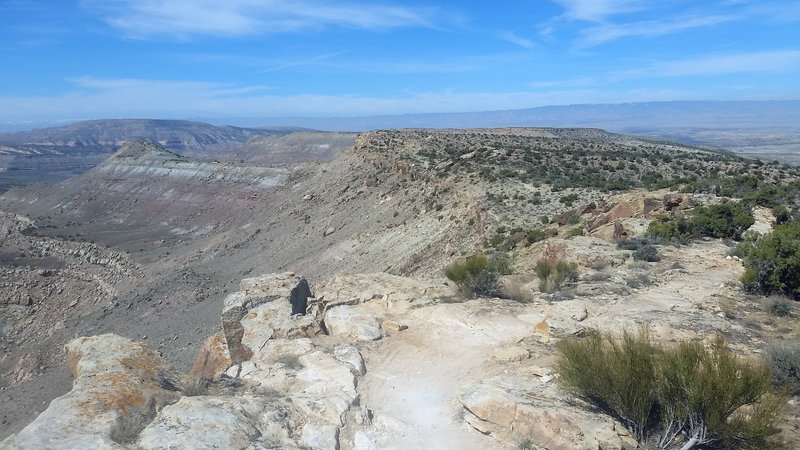 The Moore Fun Trail in Fruita, CO lives up to its name!