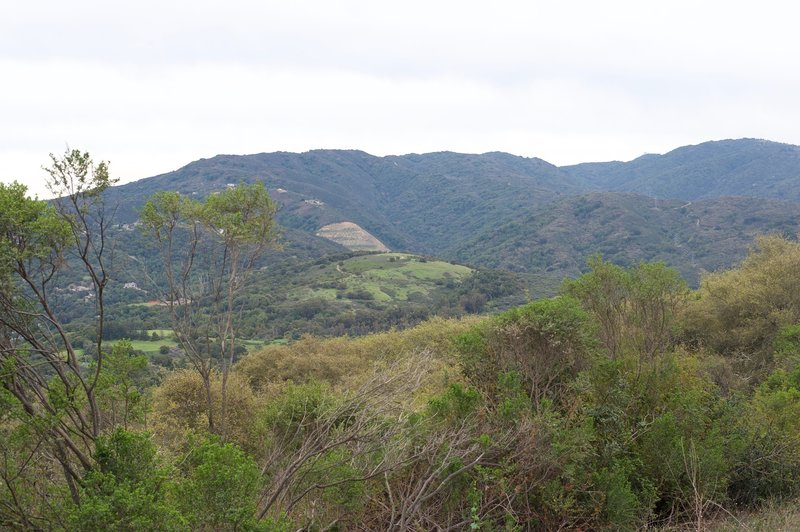 Views of St. Joseph's Open Space Preserve and Lexington Quarry can be seen from the Serenity Trail.