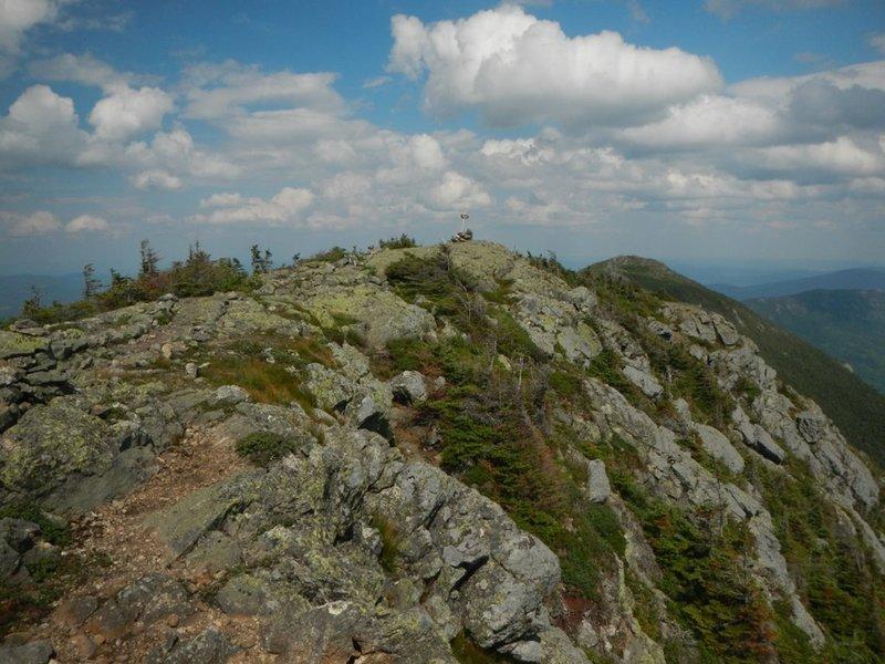 Enjoy great views from West Peak (4,145').