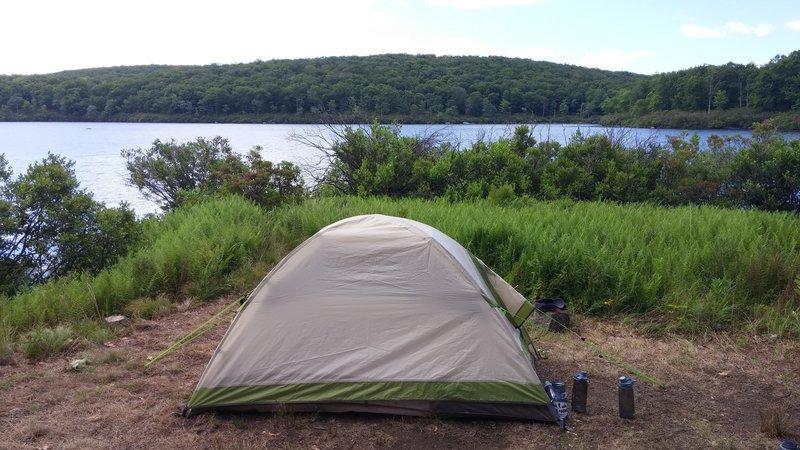 Pine Meadow Lake.