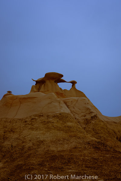 Keep an eye out for this Winged Hoodoo shaped like a stingray.