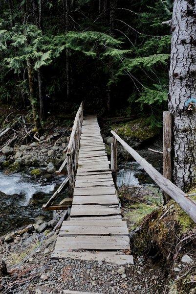 Beware of the troll guarding this bridge...