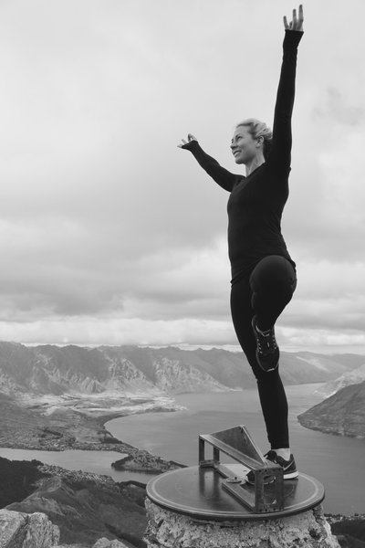 Yoga is even better at altitude.