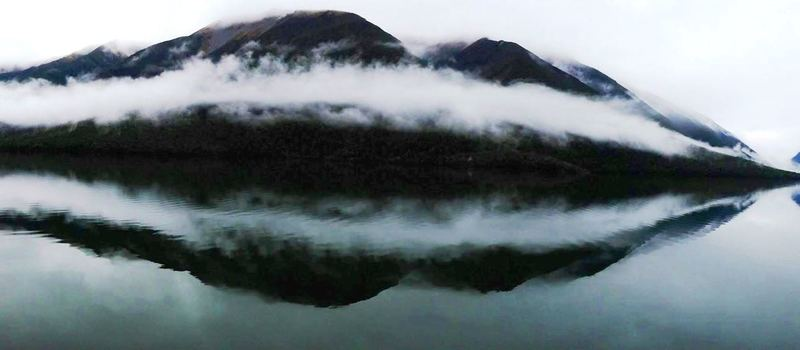 Lake Rotoiti is unlike anything you've ever seen.