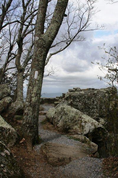 Thunder Ridge Overlook.