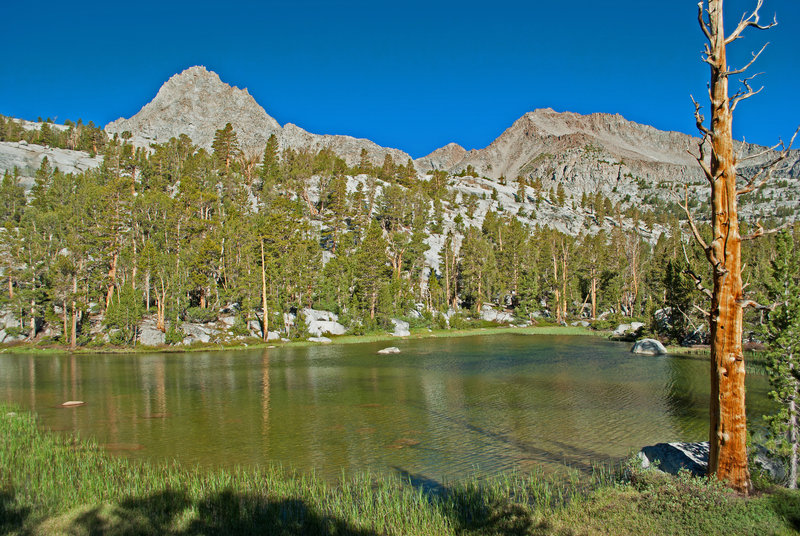 Middle Emerald Lake.