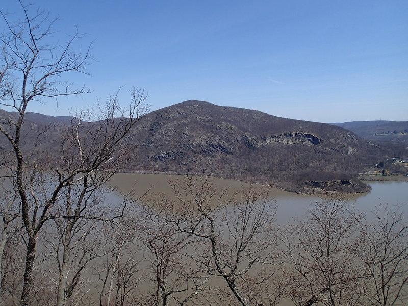 View of Mt Taurus.