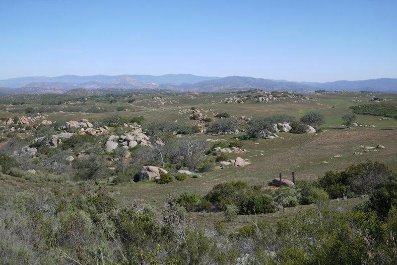 Rancho Guejito.