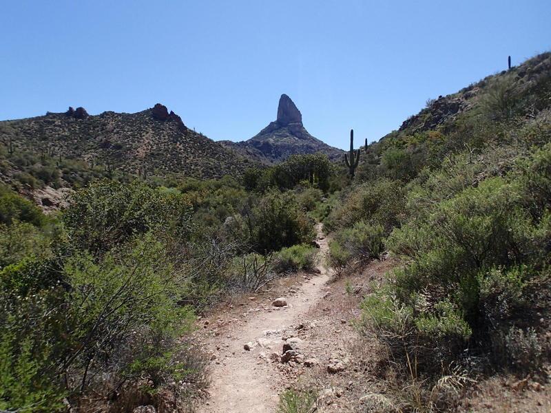 The Dutchman Trail provides stunning views all around.