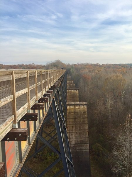 High Bridge perspective.