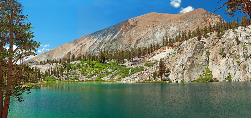 This is my favorite of the Red Spur Lakes.