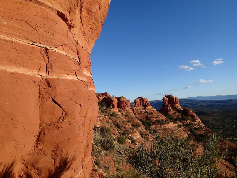 Cockscomb is a must-see in the Sedona area.