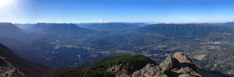 Mount Si.