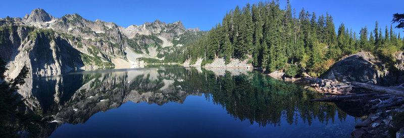 Snow Lake.