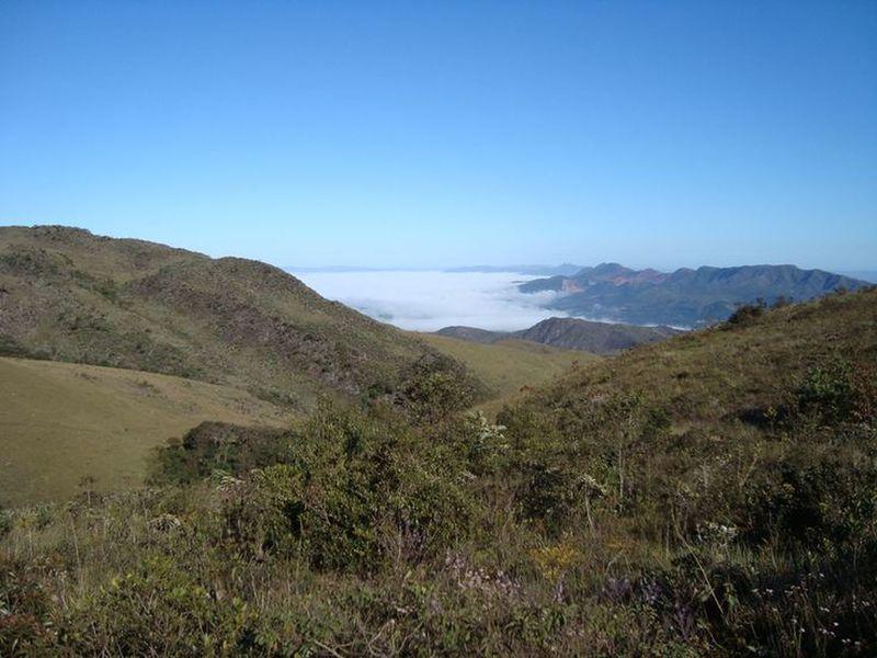 Calçada mountain range.