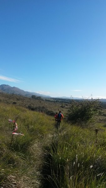 Traversing the Sierra is so fun!