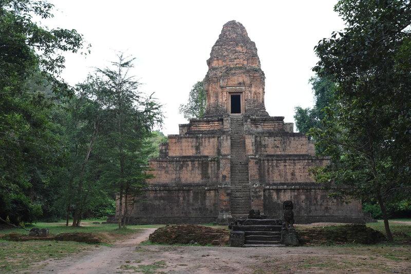 Baksei Chamkrong Temple.