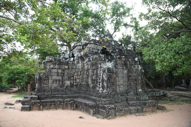 Chrung Temple.