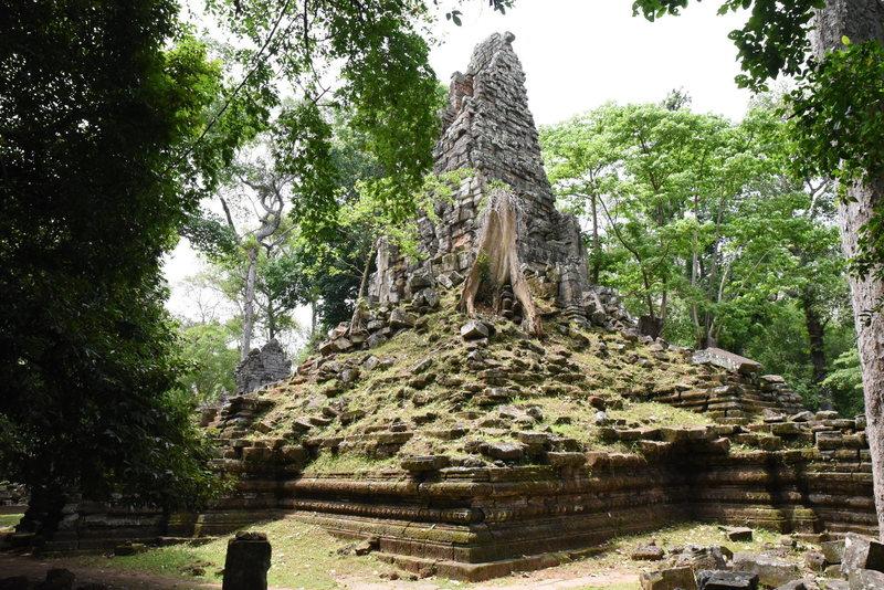 Preah Palilay Temple.