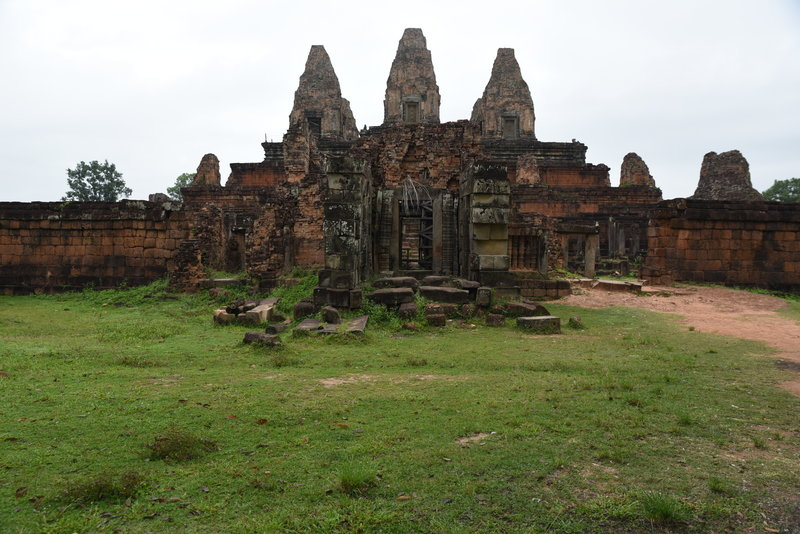 The front of Pre Rup.