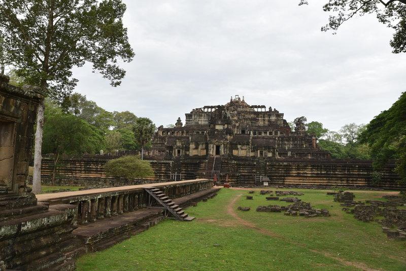 Baphuon Temple.