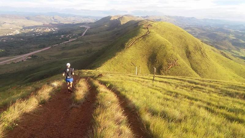 The Top of the World Trail provides a great run and equally good views.