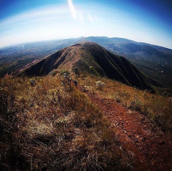 Rola-Moça Mountain Range is beautiful!
